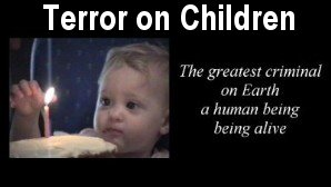 Link scene to video 'Man-made Global Warming' Series: Terror on Children.
