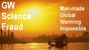 Link scene to video 'Man-made Global Warming' Series: Man-made Global Warming Impossible.
