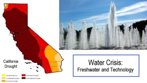 Link scene to video page: The California Water Crisis: Freshwater and Technoloy.