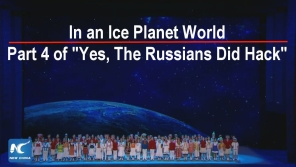 Link scene to video series: Yes, the Russian did Hack, part 4: An Ice Planet World.