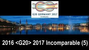Link scene to video series: Yes, the Russian did Hack, part 5: G20 2016/2017 Incomparable