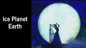 Link scene to video page: Ice Planet Earth.