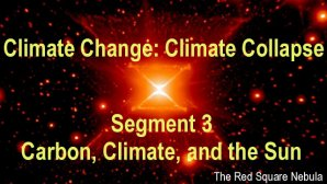 Link scene to video series 'Climate Change: Climate Collapse,' Segment 3: Carbon, Climate, and the Sun.