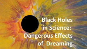 Link scene to video series: Black Holes Under the Stars, part 12: Black Holes in Science - Dangerous Effects.