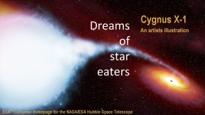 Link scene to video series: Black Holes Under the Stars, part 9: Star Eaters?