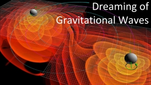 Link scene to video series: Black Holes Under the Stars, part 6: Gravitational Waves?
