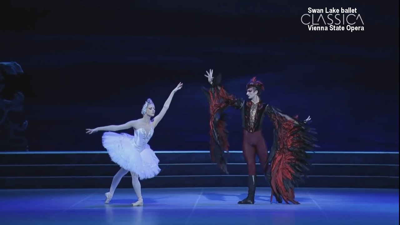 Large image for Yes, Russians did hack - part 2: Promise of Swan Lake scene 15