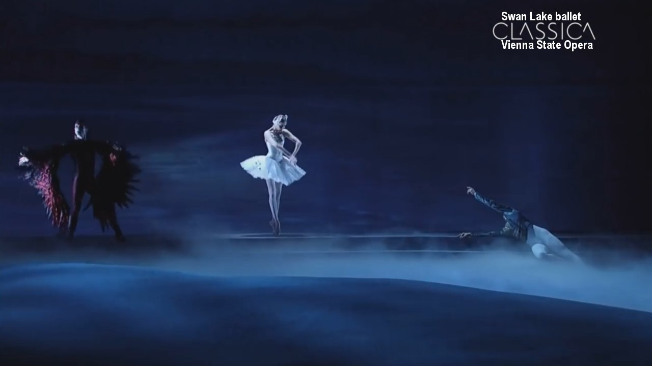 Large image for Yes, Russians did hack - part 2: Promise of Swan Lake scene 34