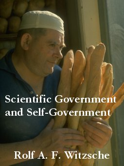 Link, book cover image for history research by Rolf Witzsche: Scientific Government and Self-Government.