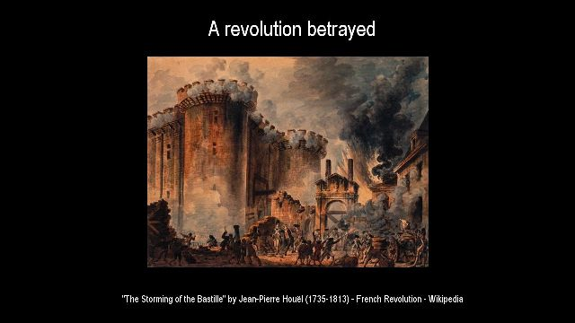 what year was the french revolution