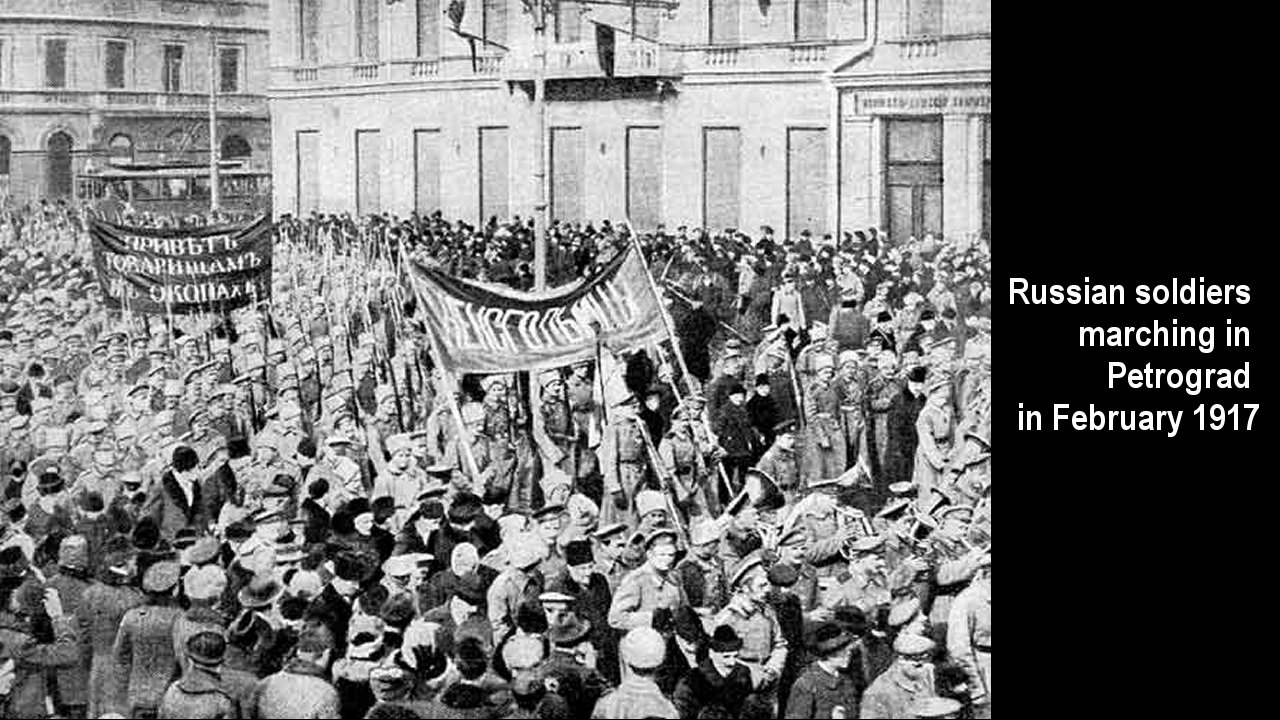 the russian revolution 1917 two separate Find helpful customer reviews and review ratings for the russian revolution: a new history at amazoncom read honest and unbiased product reviews from our users.